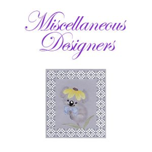 Miscellaneous Designers