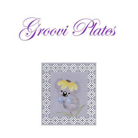 Groovi Plates