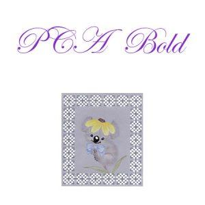 PCA - Bold