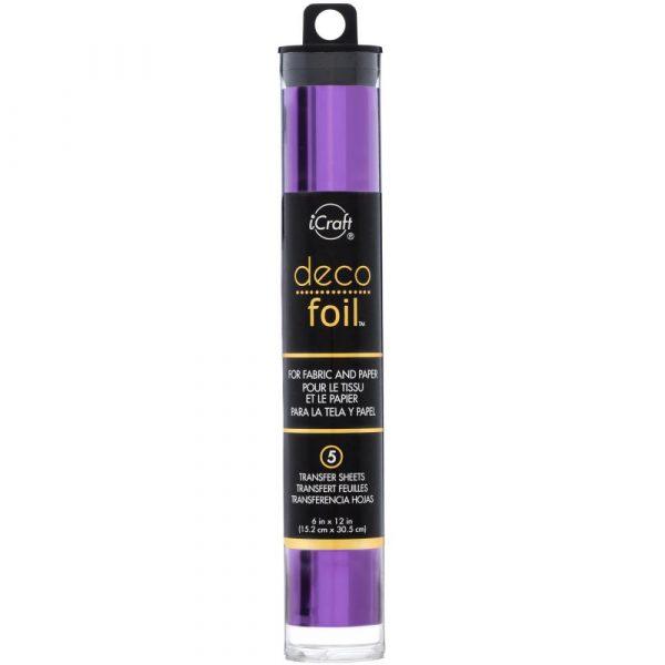 Deco Foil - Purple