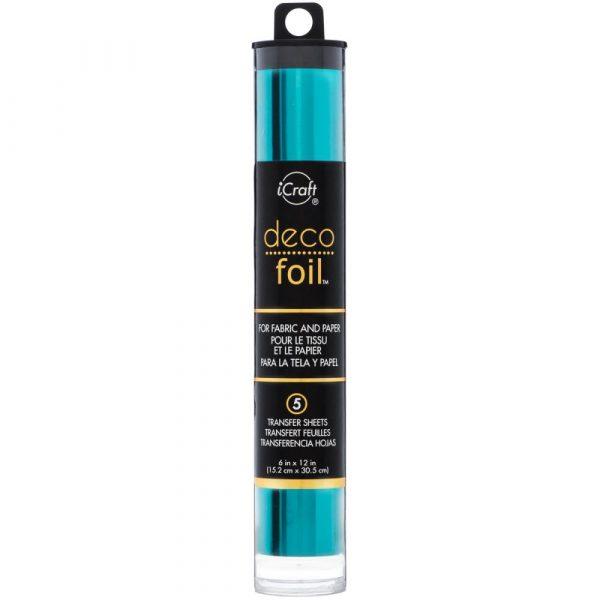 Deco Foil - Teal