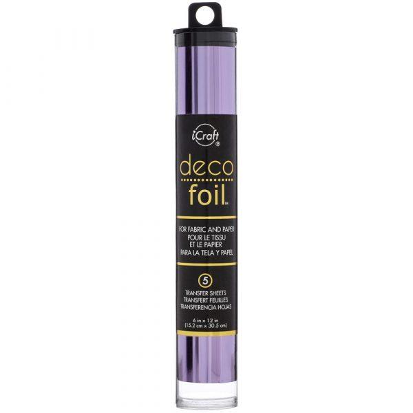 Deco Foil - Lilac