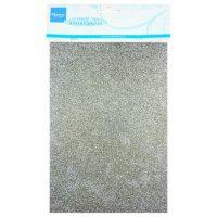Marianne Design Glitter Paper - Silver
