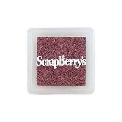 ScrapBerry's Glimmer Ink Pad - Plum