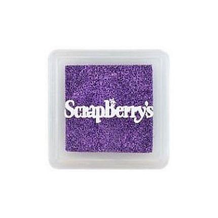 ScrapBerry's Glimmer Ink Pad - Lavender