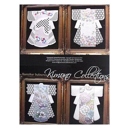Kannikar Sukseree - Kimono Collection