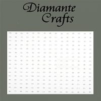225 x 2mm Self Adhesive Pearls