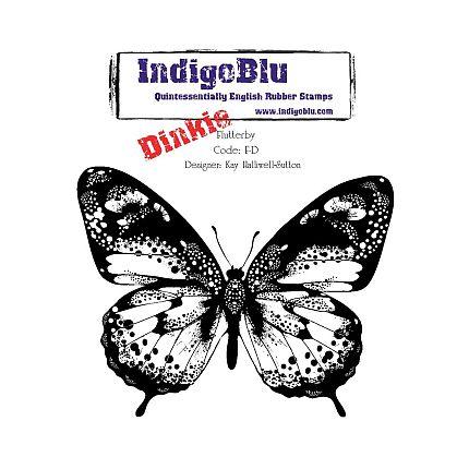 IndigoBlu - Flutterby