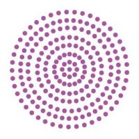 Couture Creations Adhesive Gems - Amethyst