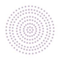 Couture Creations Adhesive Pearls - Lavender