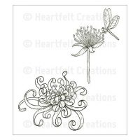 Heartfelt Creations - Enchanted Mum Clusters