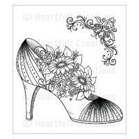 Heartfelt Creations - All Glammed Up Shoe