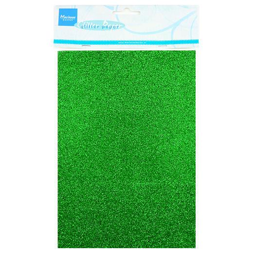Marianne Design Glitter Paper - Green