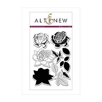Altenew Stamps - Bold Blossom