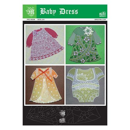 Miki Green - Baby Dresses