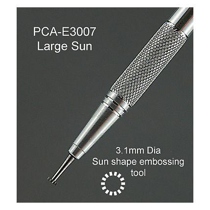 Large Sun - 3.1mm