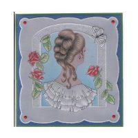 Auburn Curls - Judith Maslen