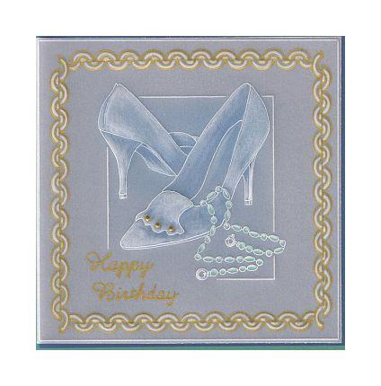 High Heels - Judith Maslen