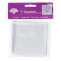 Coasters - Pack of 4