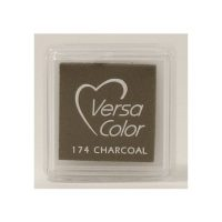 Versa Color Ink Pad - Charcoal